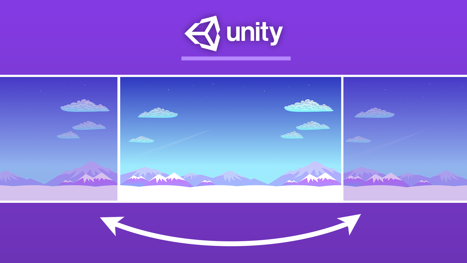 Endless 2D Background - How to Make A Seamless 2D Background in Unity