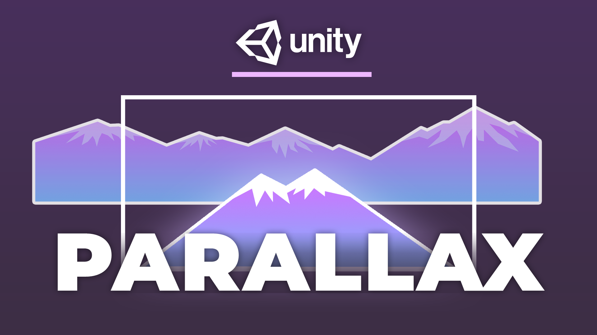 Parallax Effect in Unity - How to Create a Perspective Look Using an